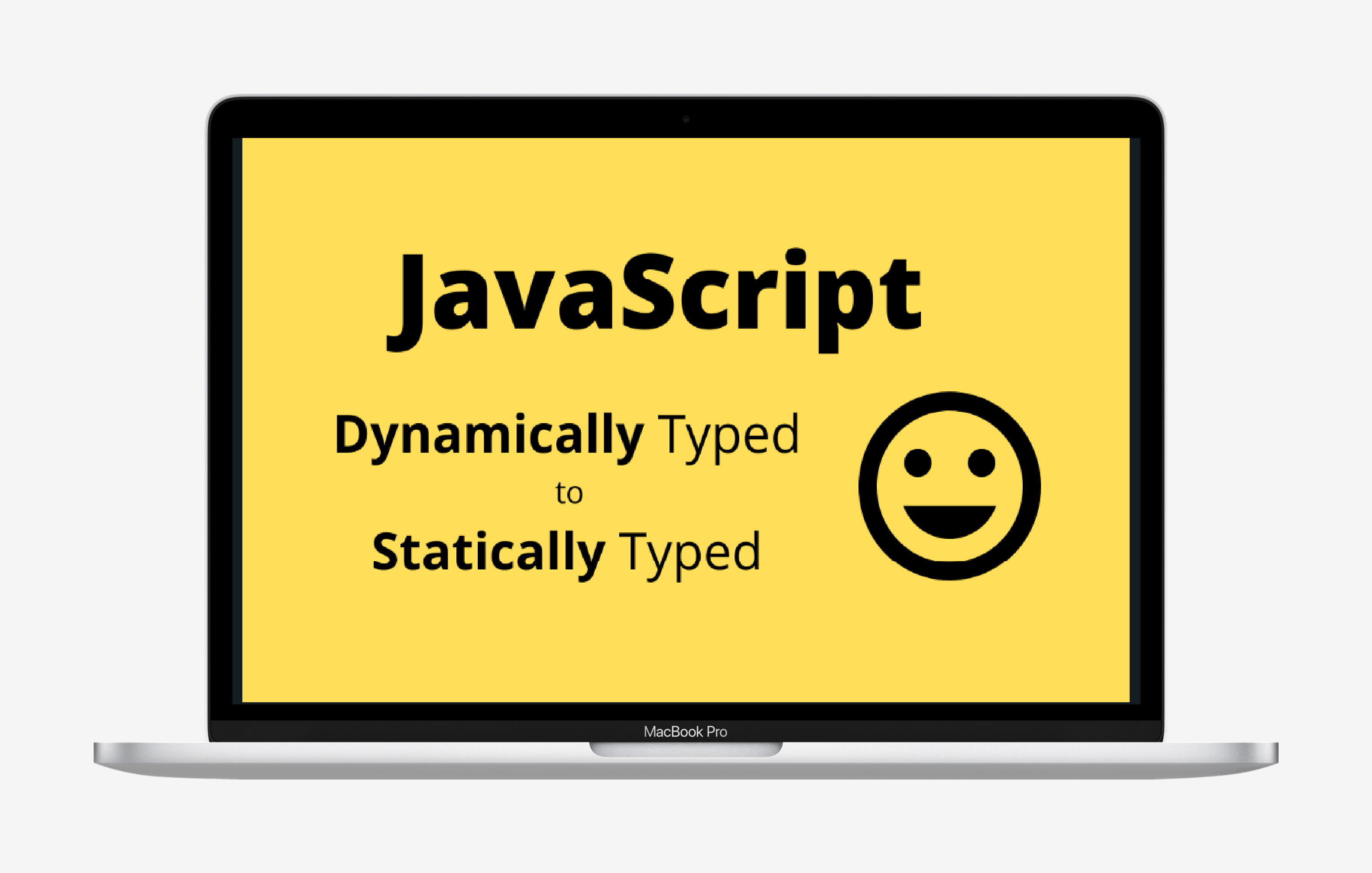 JS Dynamically typed to statically typed language blog picture